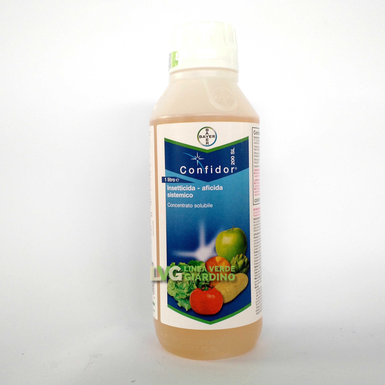 Confidor SL 200 - Bayer CropScience Jordan